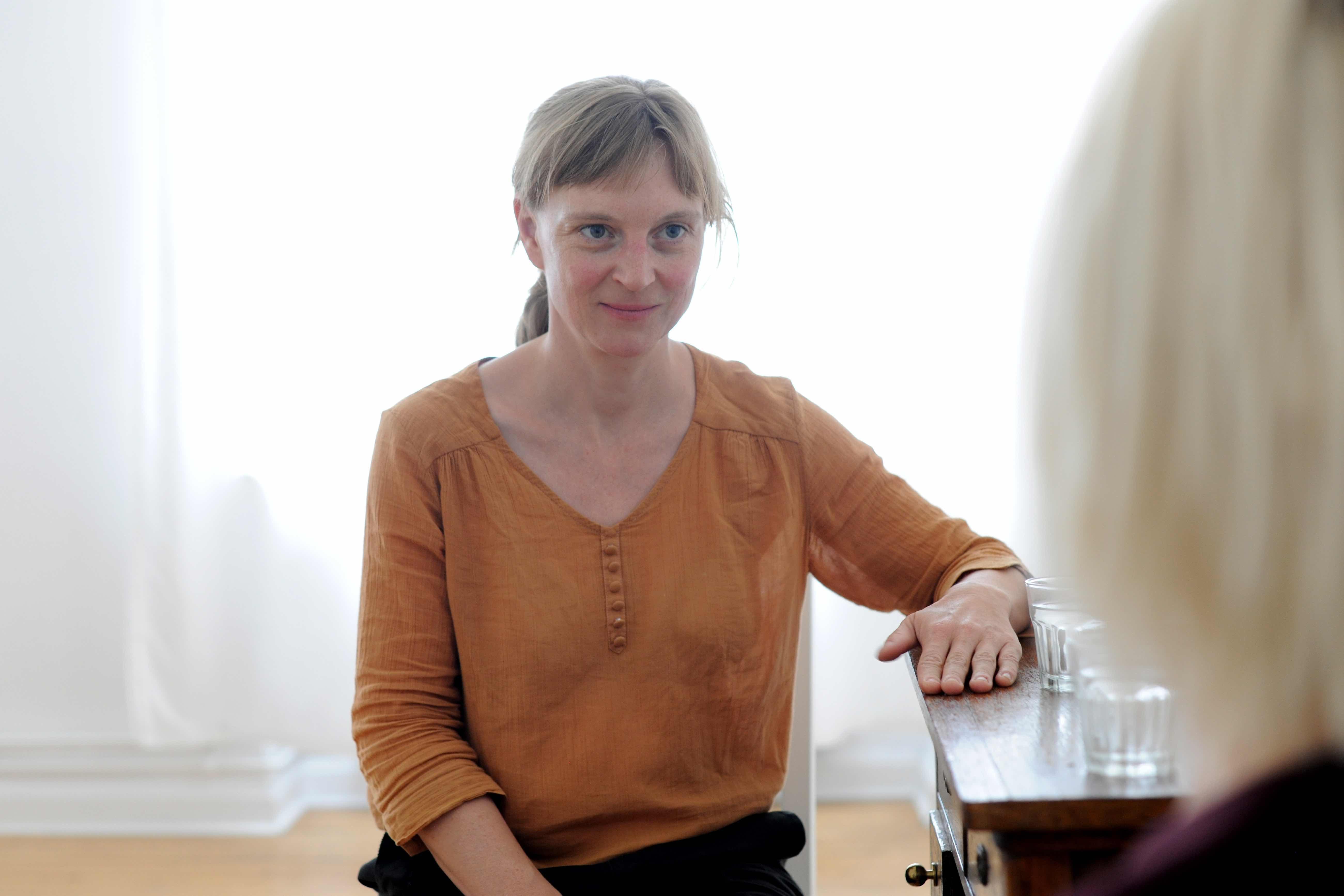 Ganzheitliche Körperarbeit Gespräch Pantarei Approach Berlin