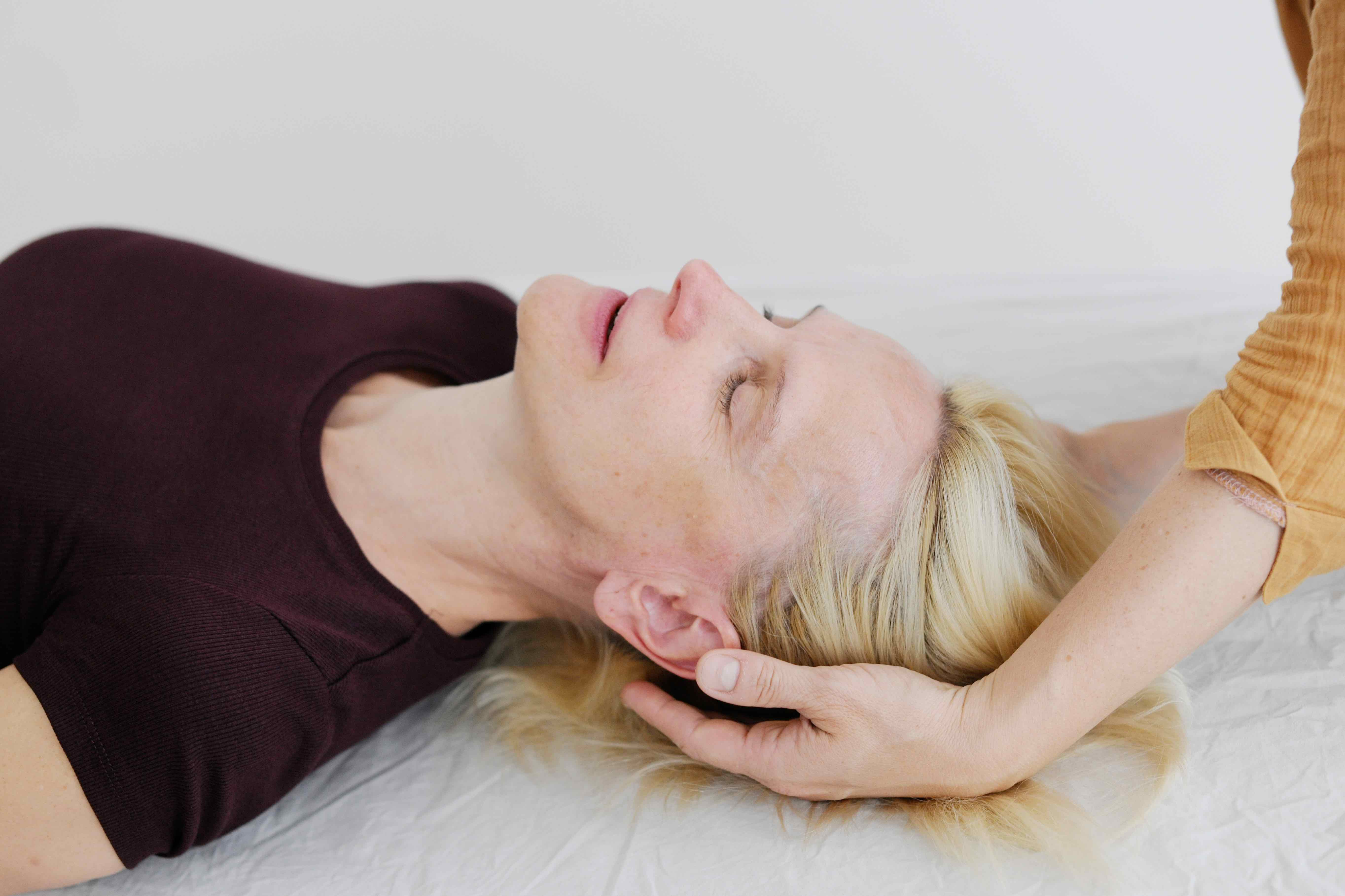 Körpertherapie Entspannung Achtsamkeit Berlin