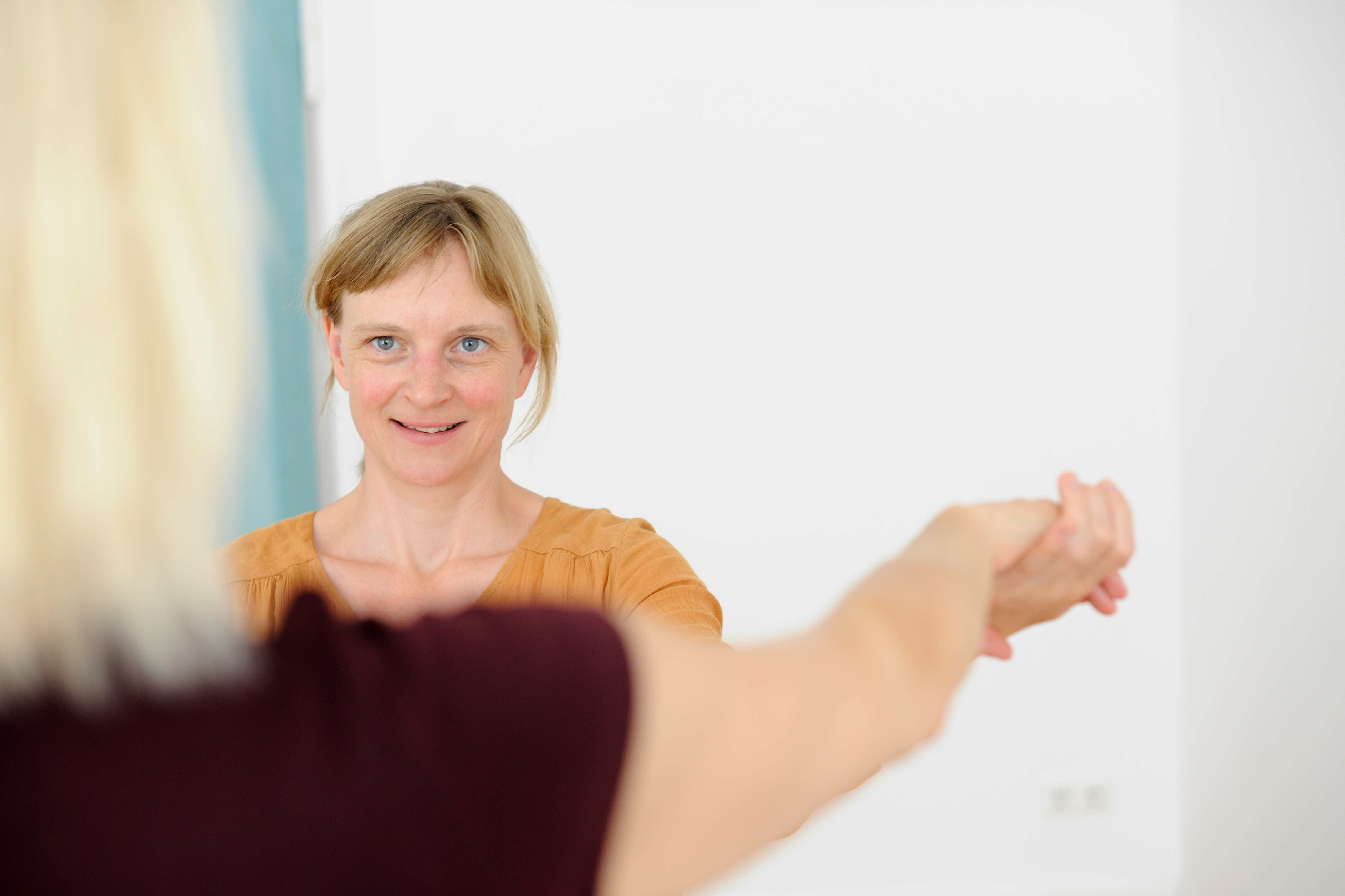 Körpertherapie Bewegung Selbswahrnehmung Berlin