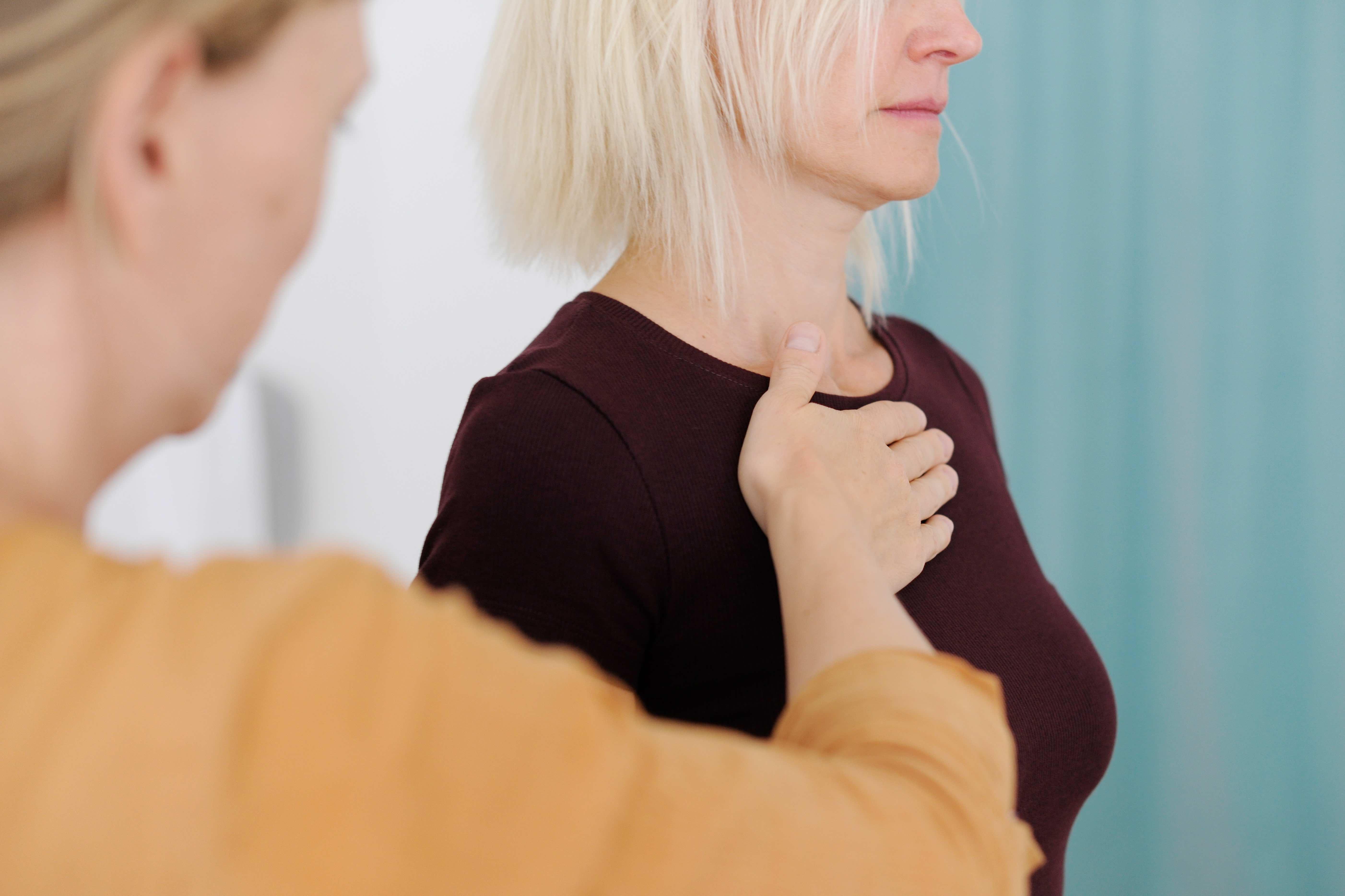 Körpertherapie Atmung Selbstwahrnehmung Achtsamkeit Berlin