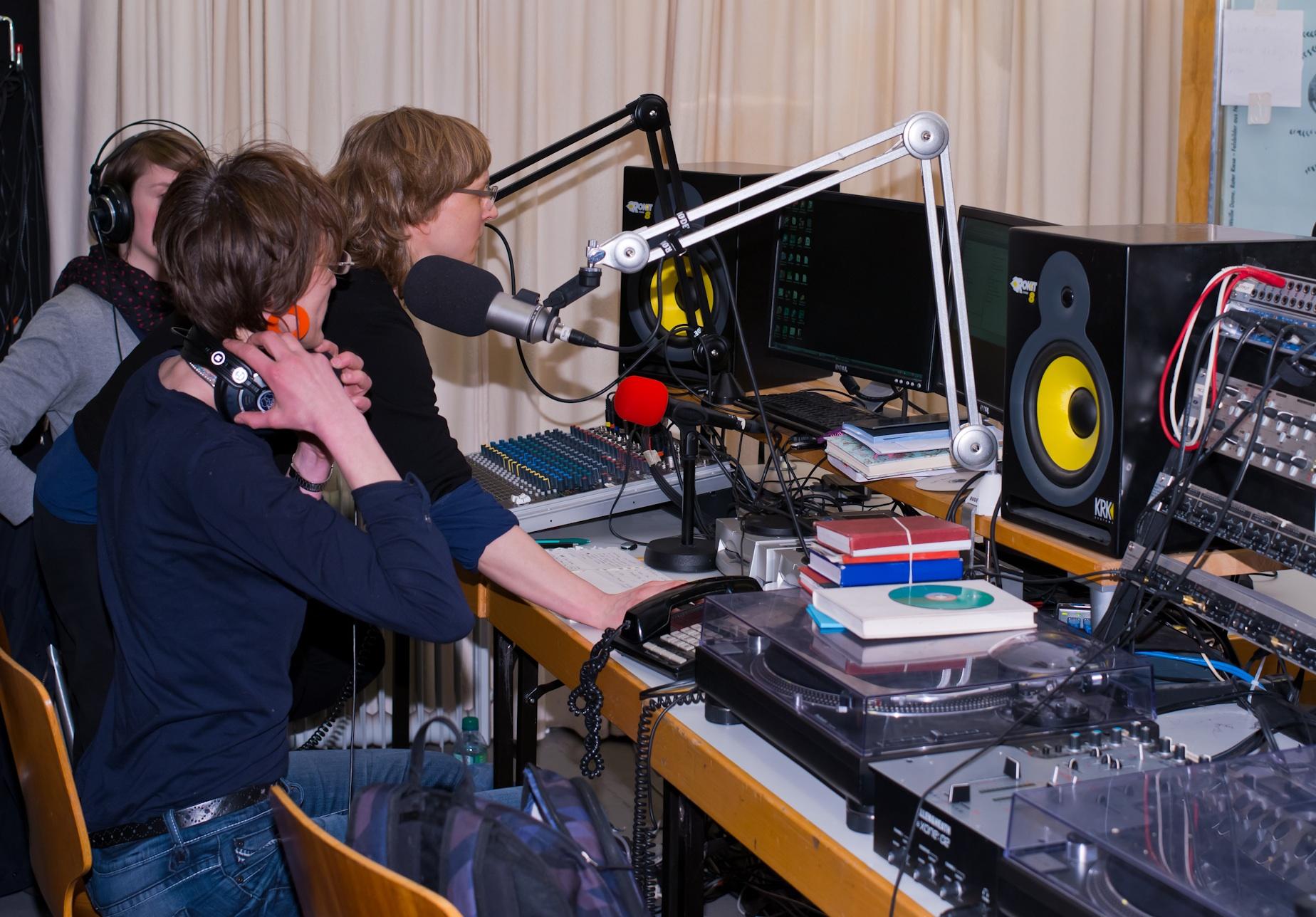 bei Klubradio unlimited GmbH